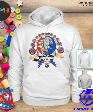 Official grateful dead hockey minglewood s hoodie