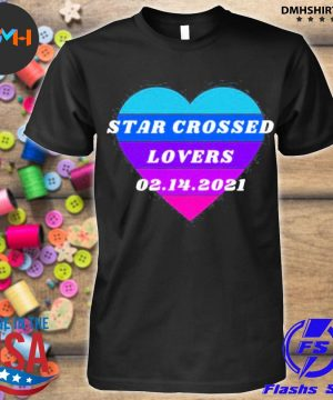 Official heart star crossed lovers 02.14
