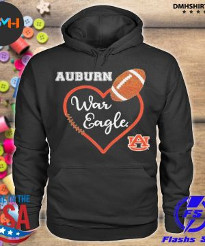 Official heat auburn war eagle auburn university s hoodie