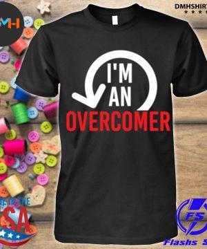 Official i'm an overcomer shirt