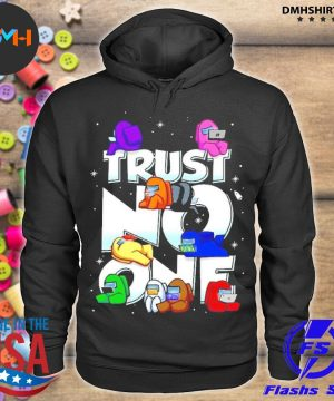 Official impostor among us trust no one s hoodie