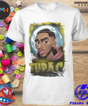 Official junie tupac shirt