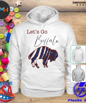 Official let's go buffalo bills 2021 s hoodie