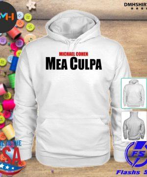 Official mea culpa michael cohen s hoodie
