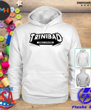 Official punz merch trinibad s hoodie