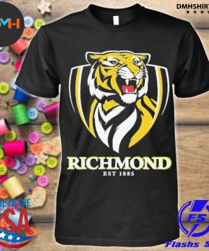 Official richmond football club afl by a shell shirt