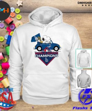 Official snoopy and stokl world series champions 2020 s hoodie