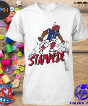 Official stampede 17 buffalo bills football shirt