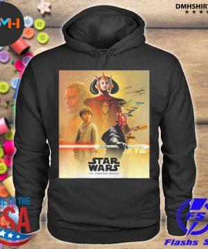 Official star wars the phantom menace 2021 s hoodie