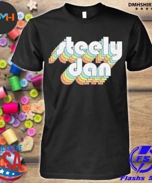 Official steely dan retro shirt