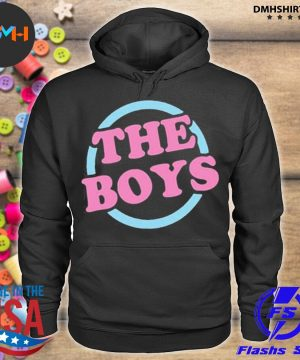 Official the boys merch the boys s hoodie
