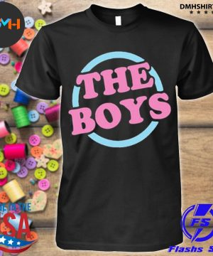 Official the boys merch the boys shirt
