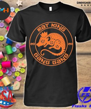 Official theo von merch year of the rat king shirt