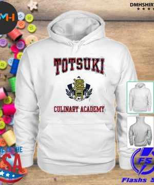 Official totsuki culinary academy s hoodie