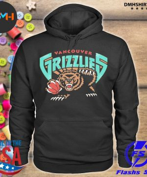 Official vancouver grizzlies s hoodie