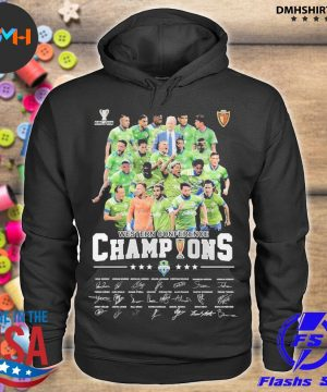 Official western conference champions players signature 2021 s hoodie