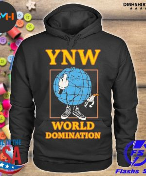 Official world domination ynw s hoodie