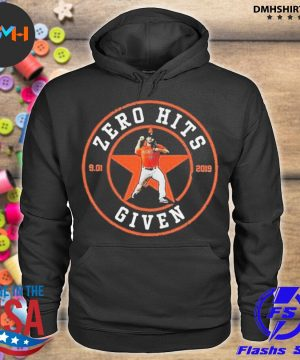 Official zero hits given 9.01 hoodie